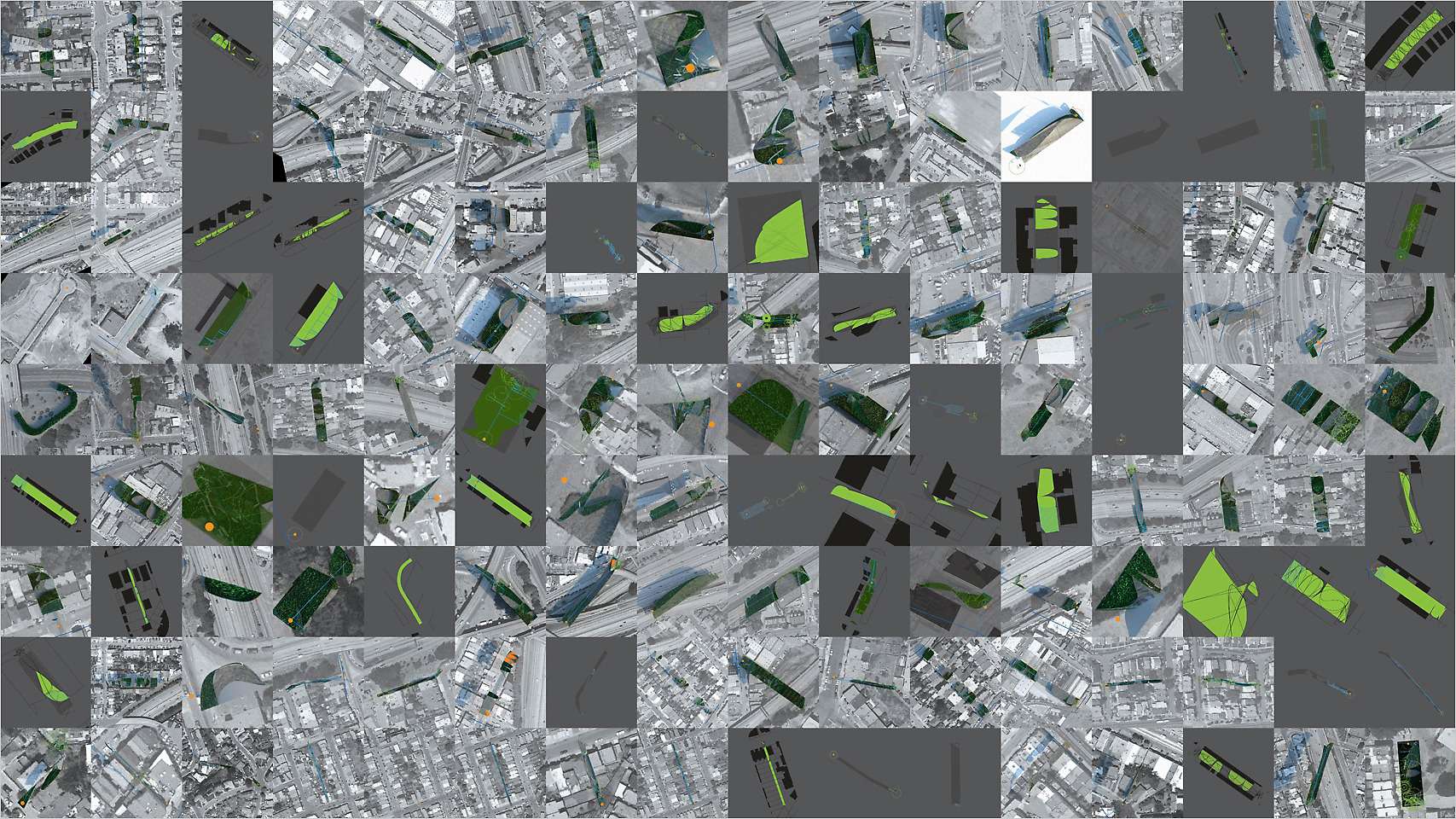 A new metaphor urban acupuncture shift blog for Gis for landscape architects